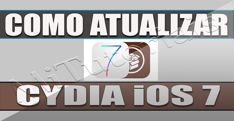 Como atualizar Cydia para iOS 7 dicas atualizar cydia, Cydia, ios 7