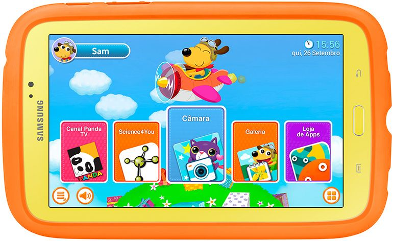 Galaxy-Tab-3-Kids_Front_yellow