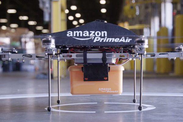 Drones Amazon Prime Air