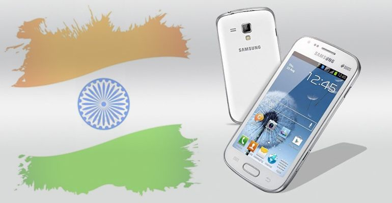 Samsung Galaxy S Duos 2 India
