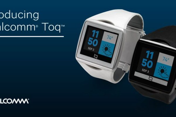 Smartwatch Qualcomm Toq