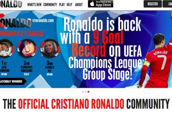 viva ronaldo Viva Ronaldo
