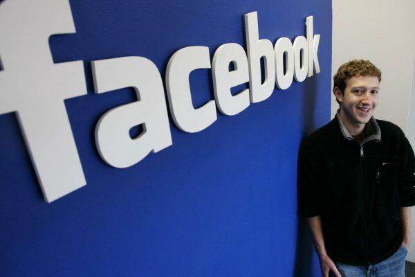 Mark Zuckerberg Redes Socias