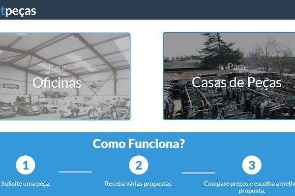 Net Peças: Compra e venda de usadas para automóveis