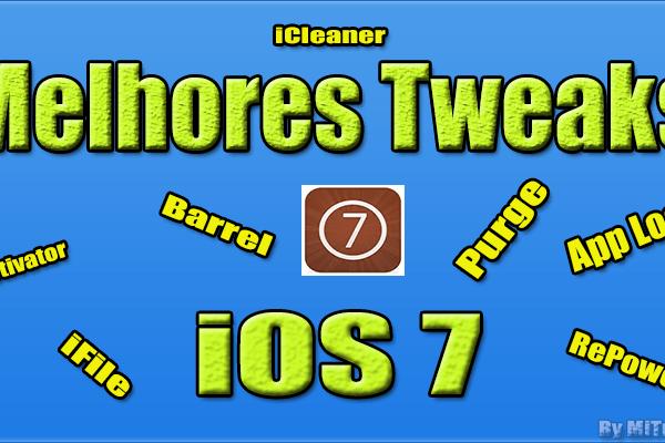 Os melhores Tweaks para iOS 7 tweaks