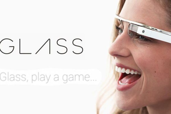 Google glass mini jogos