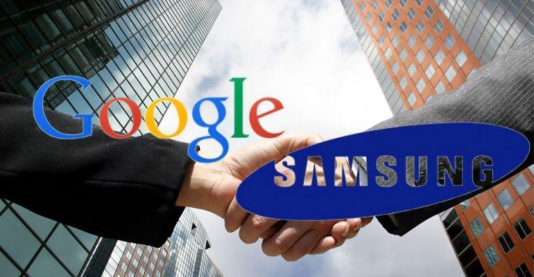 Google Samsung acordo patentes