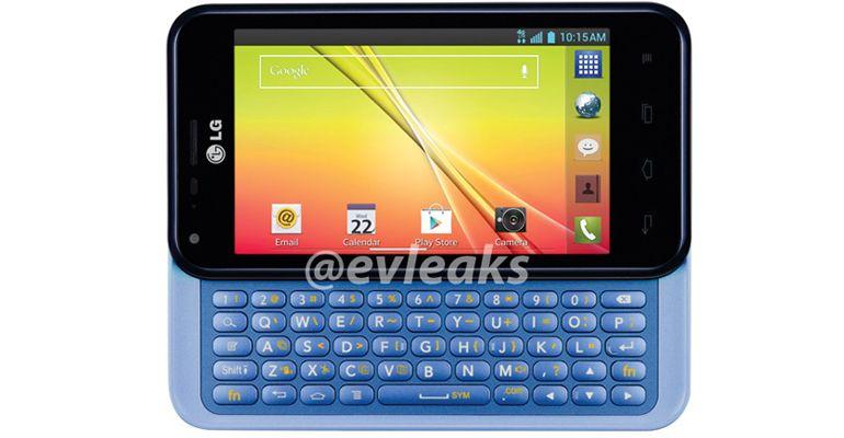 LG Optimus F3Q Android