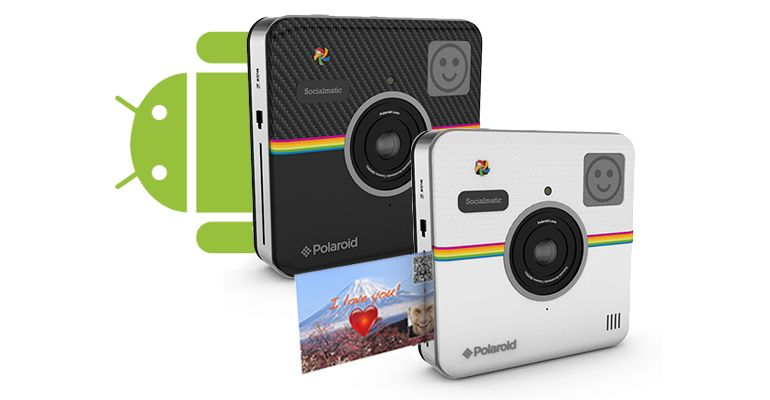 Polaroid Socialmatic Android