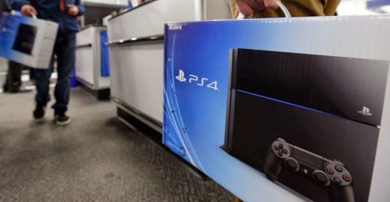 Playstation 4 4,2 milhões de vendas
