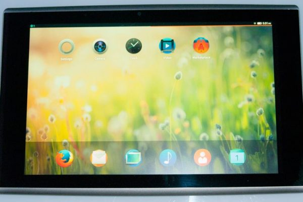 Tablet Firfox OS