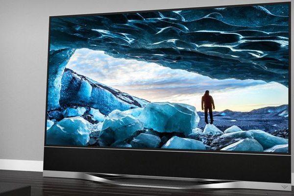Vizio HDTV 120 polegadas CES 2014
