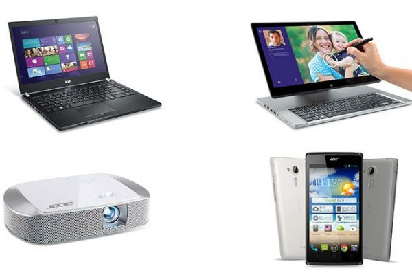 Acer recebe quatro prémios no iF Product Design Awards 2014