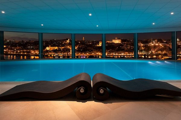 Indoor Pool TheYeatman - ©The Yeatman