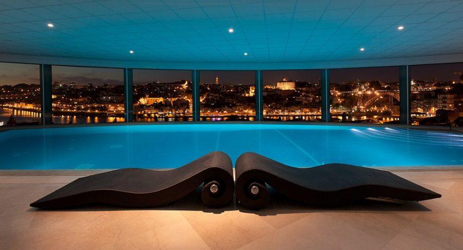 Indoor Pool TheYeatman - ©The Yeatman