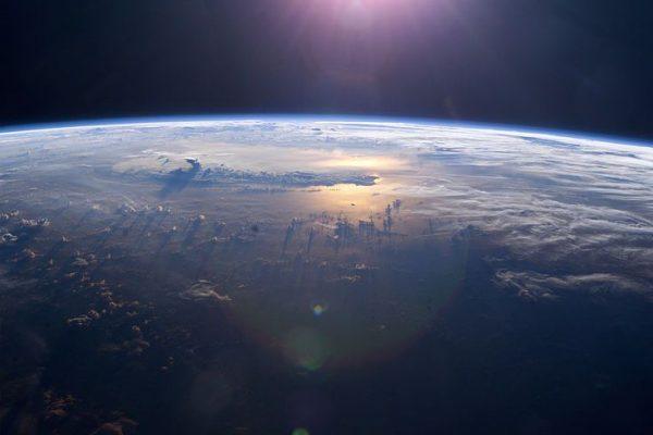 Oceano Pacífico aquecimento global