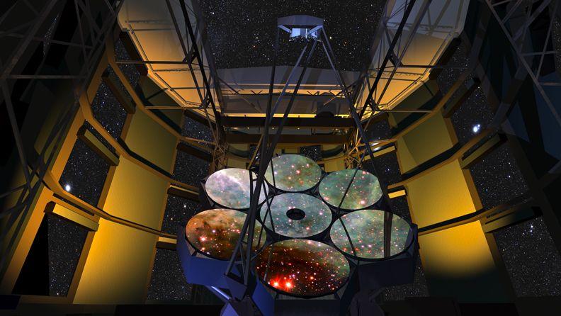Telescópio Gigante de Magalhães