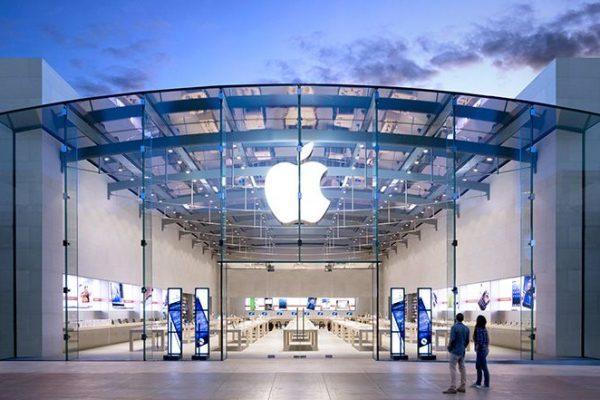 Apple Store: 3rd St. Promenade Santa Monica