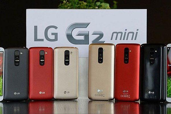 Especificações LG G2 Mini