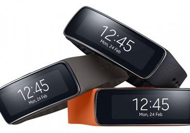 Samsung Gear Fit MWC 2014
