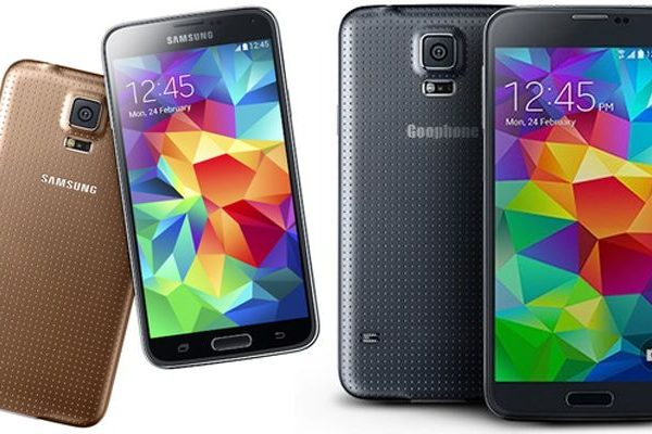 Goophone S5 Samsung Galaxy clone
