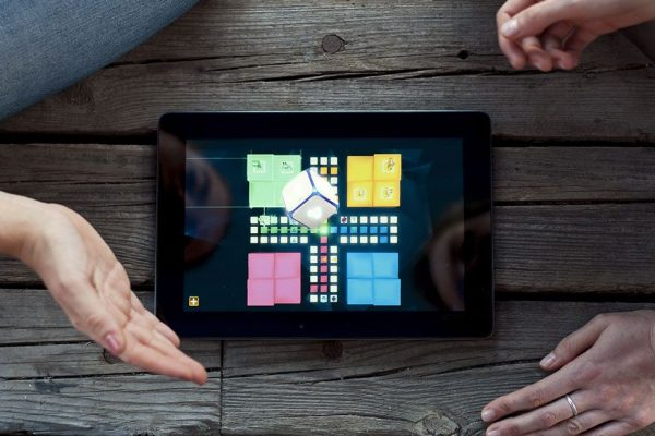 DICE+ Dado Digital Bluetooth para Tablet