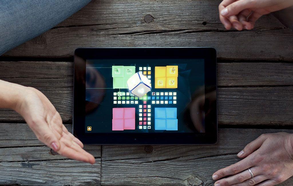 DICE+ Dado Digital Bluetooth para Tablet