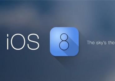 Apple iPhone iOS8