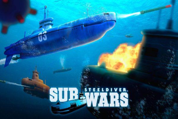 sub wars 3DS