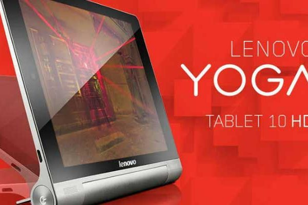 Lenovo Yoga 10 HD+ Mobile World Congress
