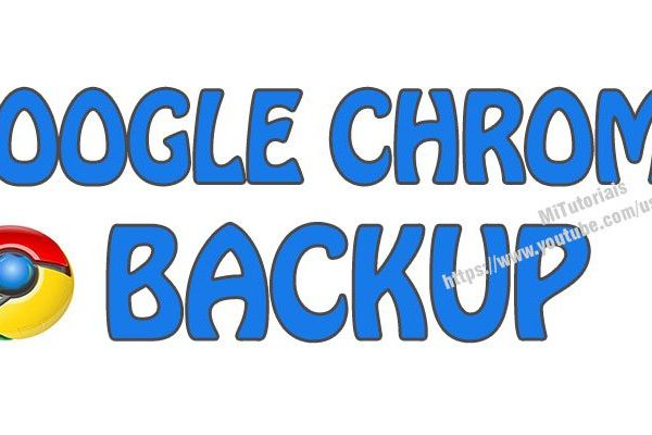 Como fazer backup de seu perfil do Google Chrome backup chrome