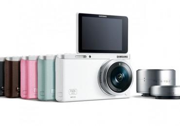 Câmara NX mini SMARTCamera