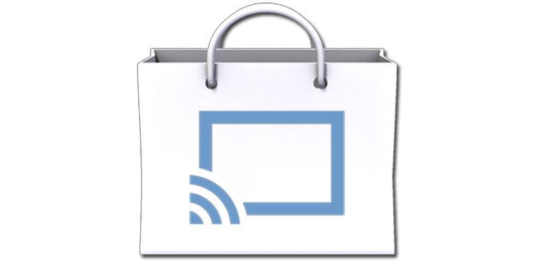 Google Chromecast Cast Store