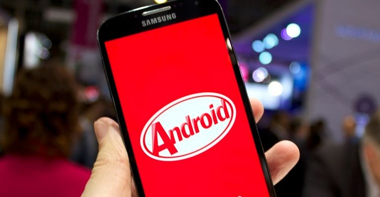 Samsung Galaxy S4 Android KitKat