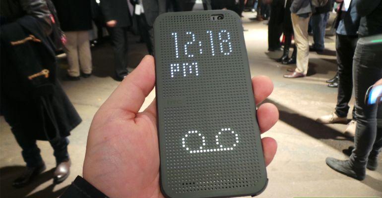HTC One Dot View Google Play