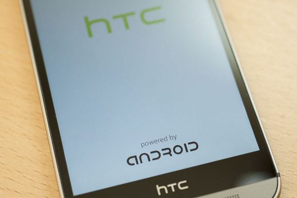 HTC One powered by Android