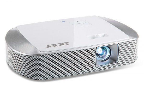 Acer K137: Projetor HD LED de Pequeno Formato e Alto Brilho