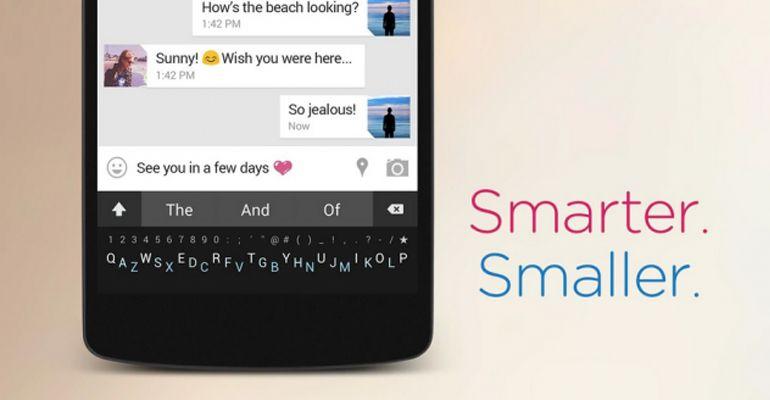 Minuum Teclado Android