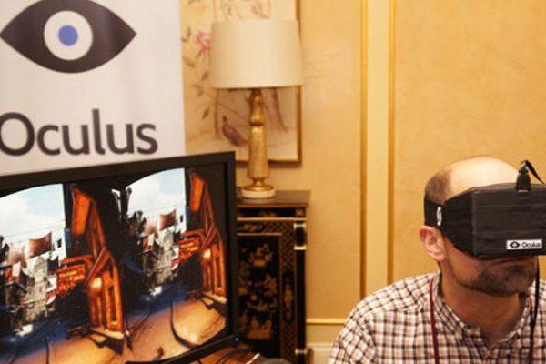 Facebook compra Oculos VR