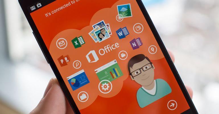Microsoft Office gratuito Android