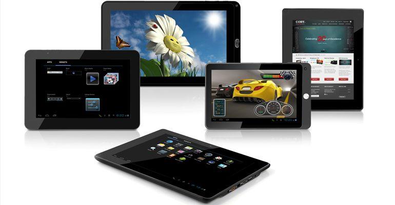 10 Coisas que deve saber sobre aplicações para tablet