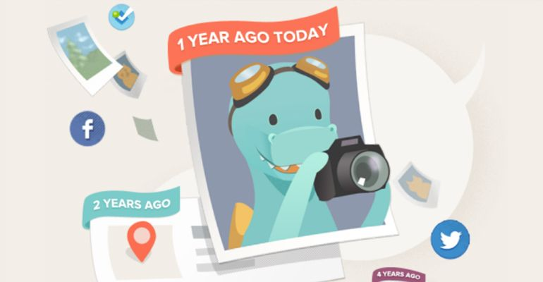 Timehop Android
