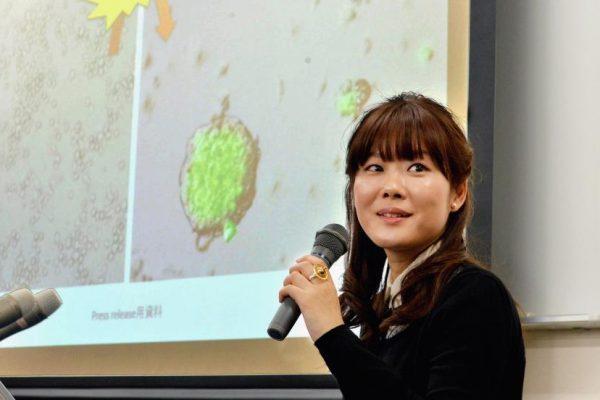 Haruko Obokata células-tronco