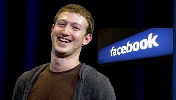 Mark Zuckerberg, um dos fundadores do Facebook