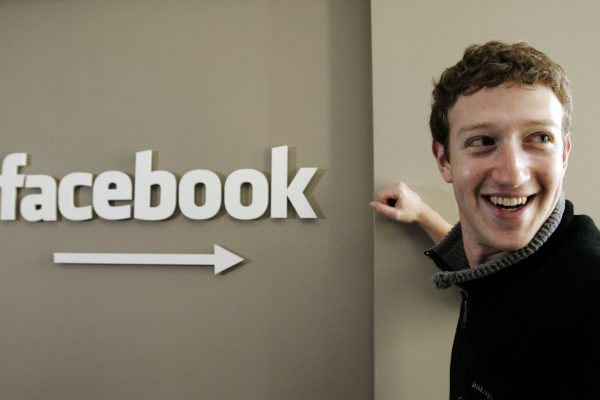 Mark Zuckerberg Facebook HD Wallpapers