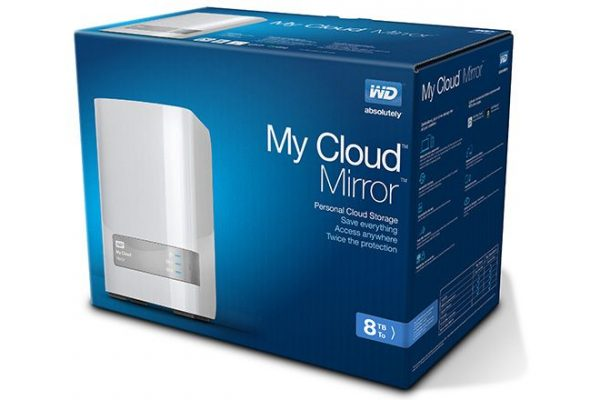 My Cloud Mirror