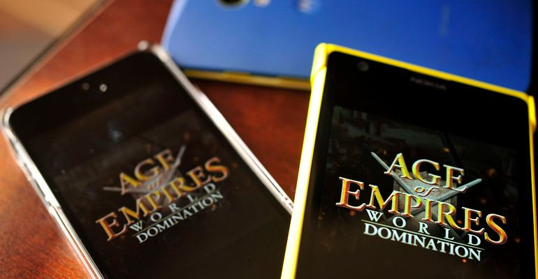 Age of Empires Android iOS Windows Phone