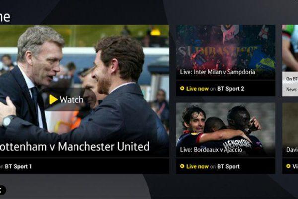 BT Sport Google Chromecast