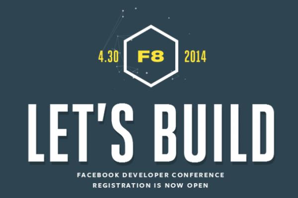 "facebook F8 Conference ""redes sociais"""