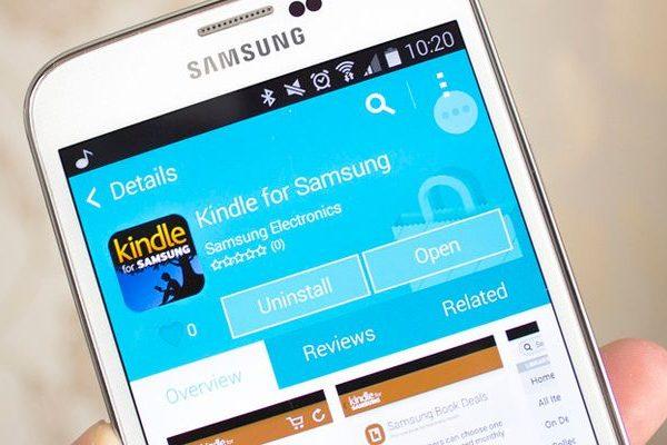 Amazon Kindle for Samsung